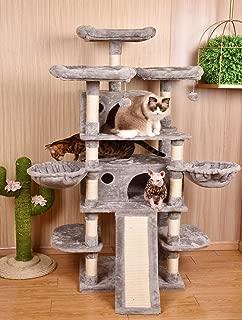 Best cat condos triple cat perch Reviews