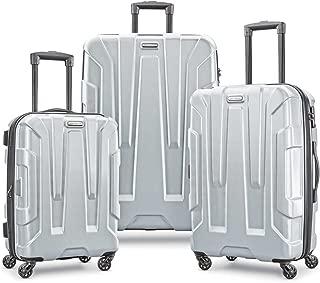 Samsonite Centric 3Pc Hardside 20/24/28 Luggage Set Silver, St1026911776