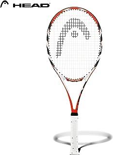HEAD Microgel Radical Tennis Racket - Pre-Strung 27 Inch Adult Racquet