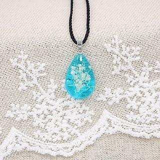 Nobrand Luminous Pendant Beautiful Flower Necklace Fashion and Nature Combination
