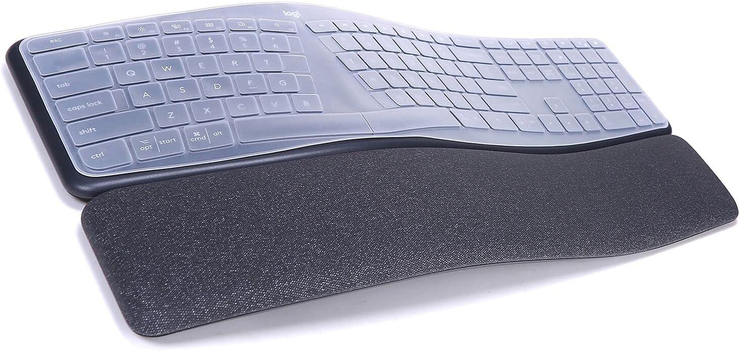 Keyboard for Logitech Ergo k860 Luxury Wa K860 Genuine Free Shipping Cover Wireless -Logitech