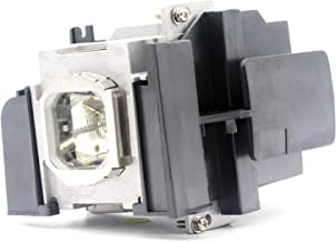 Emazne ET-LAA410 Projector Replacement Compatible Lamp with Housing for Panasonic PT-AT6000E