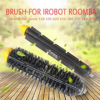 Lixada Bristle and Flexible Beater Brush Replacement for iRobot Roomba 500 600 700 Series 528 595 620 650 760 770 780 790