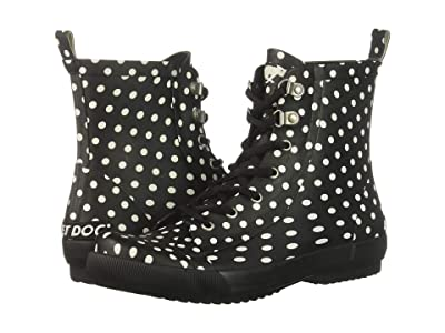 Rocket Dog Rainy (Black Polka Dot) Women