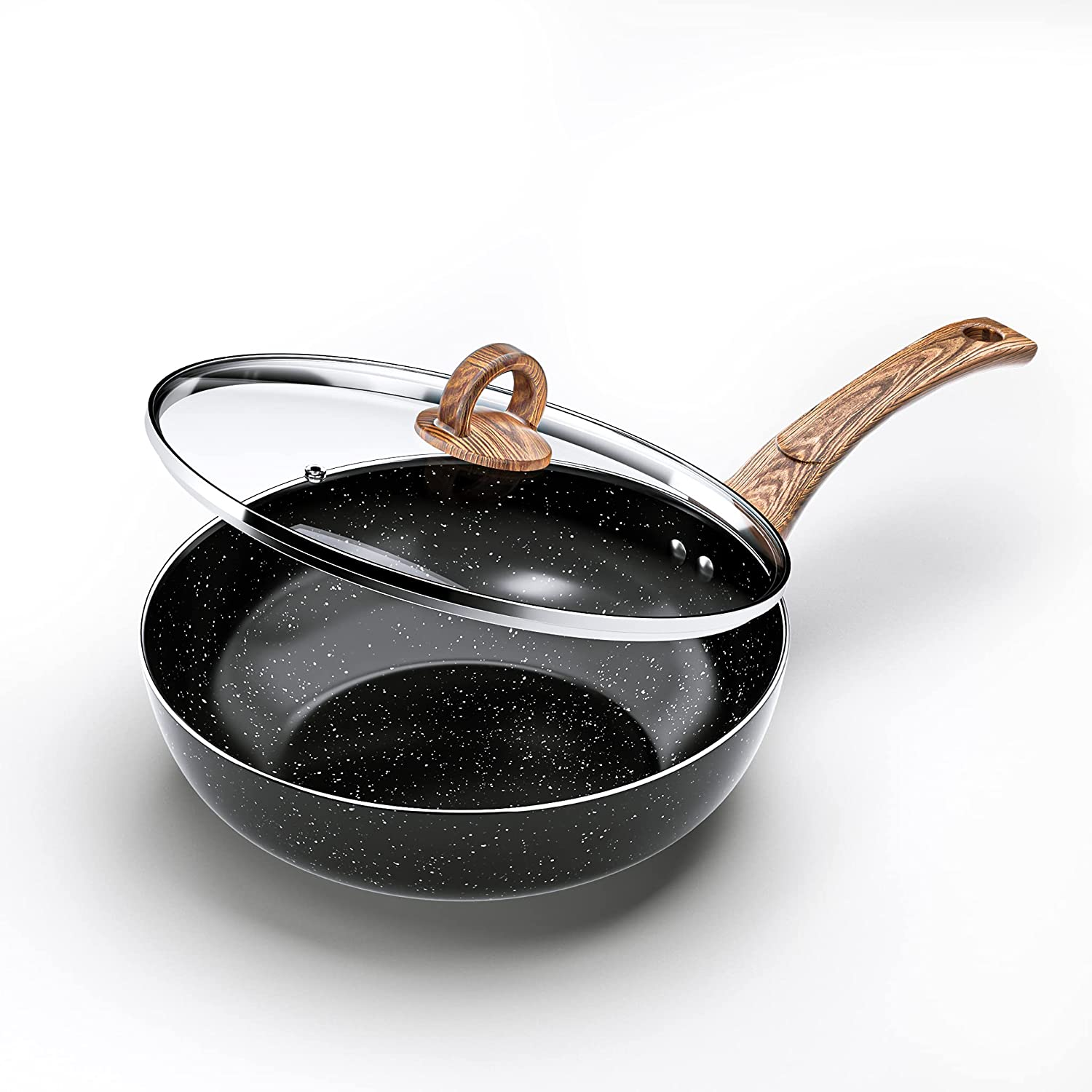 Nonstick Frying Pan with Lids Lid price Skillets Purchase Deep