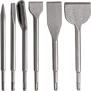 Cincel para martillo percutor,cinceles martillo el/éctrico v/ástago redondo azulejo doblado para trabajo pesado en /ángulo