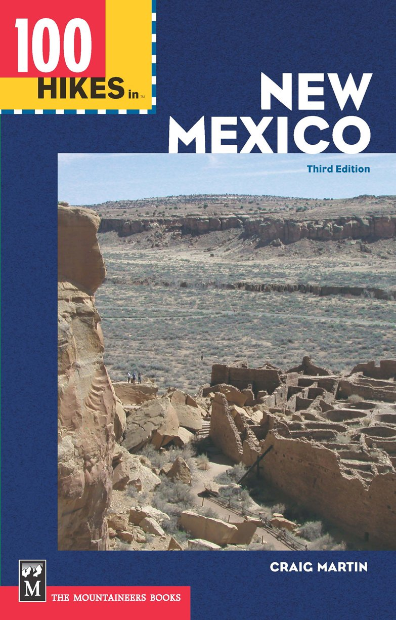 Image Of100 Hikes In New Mexico: 3rd Edition