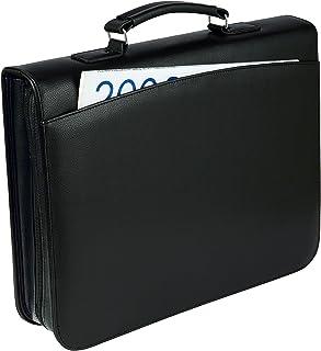 Wedo Document Case and Conference Portfolio - Black