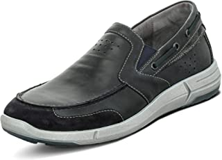 Josef Seibel Homme Chaussures Bateau Enrico 08, Chaussures de Yachting