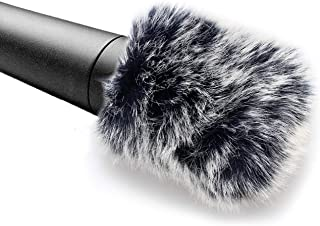 Microphone Furry Windscreen Windjammer for SM57 - Customized Pop Filter Deadcat Windshield Wind Jammer for Shure SM-57 Cardioid Dynamic Instrument Microphone by YOUSHARES