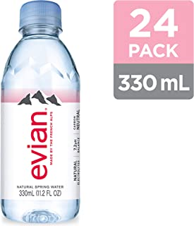 evian water delivery