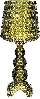 Kartell Mini lámpara Kabuki, verde