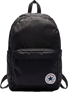Converse 10020533-A01, Unisex Adults' BACKPACK, black, One size