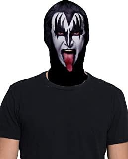 gene simmons face mask