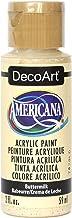 DecoArt Americana Acrylic Paint, 2-Ounce, Buttermilk