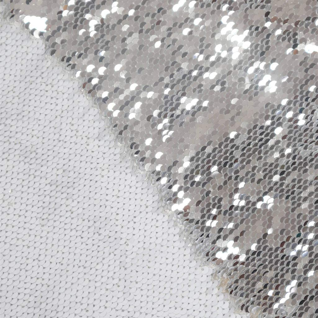 Paillettenstoff Von The Yard Weiß Bis Silber Farbwechsel Stoff Mermad Paillettenstoff Flip Pailletten Zweifarbig Paillettenstoff Zum Nähen Paillettenstoff Wendbar Diy Hochzeitskleid Alle Produkte