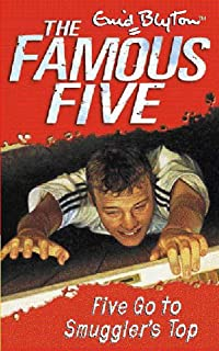 Five Go To Smuggler's Top: Book 4