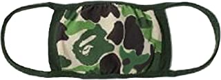 Shark Mouth Face Mask Men's Japan Fashion Camo Camping First Aid Kits Mouth-Muffle