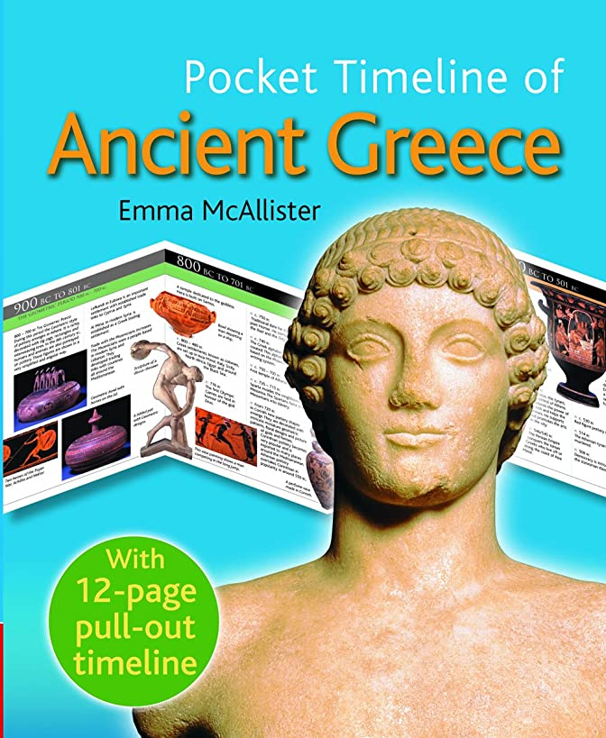 The Pocket Timeline of Ancient Greece (Interlink Pocket Timelines)