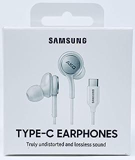 Samsung EO-IC100BBEGWW - Auriculares USB tipo C, color negro (blanco)
