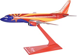 Southwest Arizona 737-300 Airplane Miniature Model Plastic Snap Fit 1:200 Part# ABO-73730H-402 by Flight Miniatures