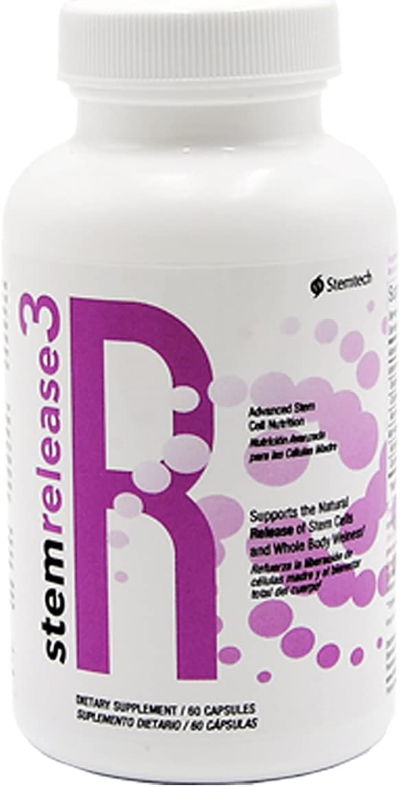 StemRelease3 Discount mail order SE3 60 capsules Health by Stemtech Gorgeous