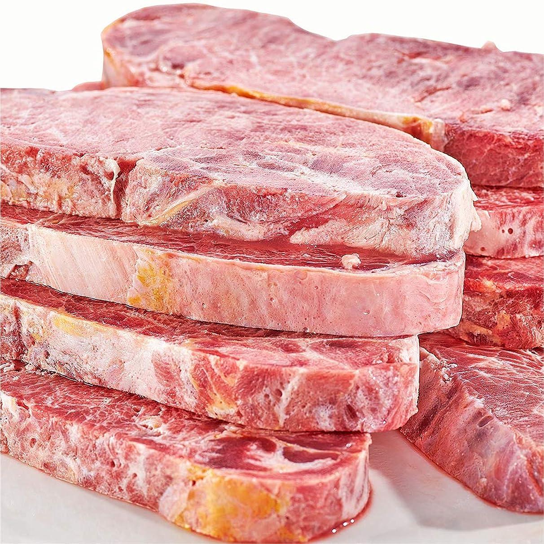 鳥病的くつろぐ牛肉 とろける サーロインステーキ 1.5cm厚 牛肉 ステーキ bbq 肉 バーベキュー 肉 ステーキ (1kg(8~12枚))