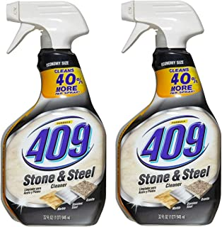 Formula 409 Stone and Steel Cleaner 32 Ounce - 2 Pack