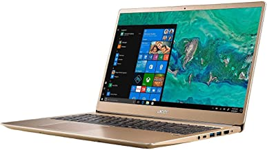 Acer Swift 3 SF315 Laptop: Core i7-8550U, 256GB SSD, 8GB RAM, 15.6