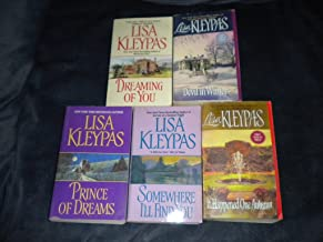Lot of 5 Paperbacks ~ Somewhere I'll Find You, Dreaming of You, Prince of Dreams, Devil in Winter, It Happened One Autumn
