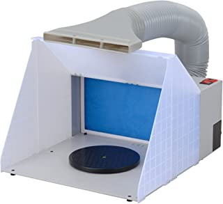 高儀 EARTH MAN スプレーブースセット ファンモーター&換気ダクト付 HCPP-150