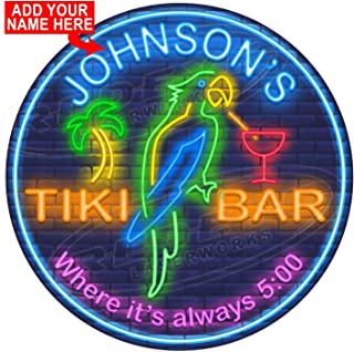 Best tiki bar neon sign Reviews