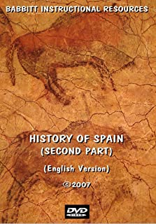 History Of Spain (2nd. Part) (English Version) [DVD+CD]