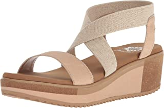 Yellow Box Women's Janalee Wedge Sandal