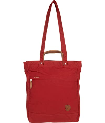 Fjallraven Totepack No. 1 (Deep Red) Backpack Bags