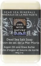 Only Natural One with Nature Dead Sea Mineral Dead Sea Salt Soap, 7 Ounce