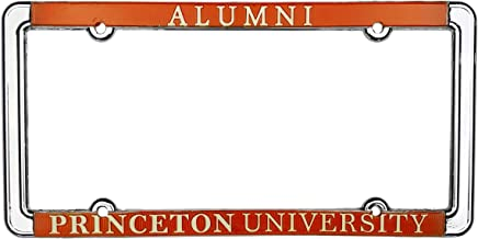 Princeton University Alumni LIcense Plate Frame