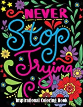 inspirational coloring books