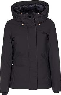 Save The Duck Luxury Fashion Womens P4546WSMEG900001 Black Down Jacket | Fall Winter 19