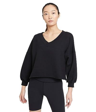 Nike NY Off Mat Fleece V-Neck (Sizes 1X-3X)