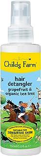 Child's Farm Hair detangler, grapefruit & organic tea tree oil 150ml,,1 count