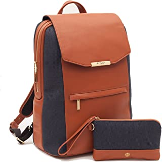 Best leather computer backpack women's Reviews