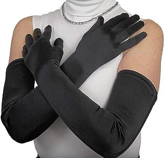 Dents Women's Satin Finish Opera Evening Gloves - Length Is 16Bl (Shoulder Length)