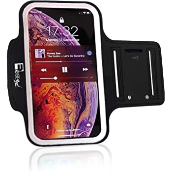 Gym Running Sports Workout Armband Phone Case Xiaomi Redmi Note 9 Pro India