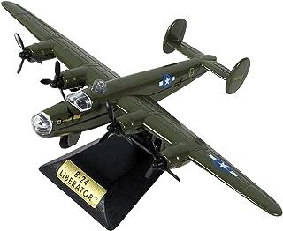 Sky Wings 1:100 Scale Richmond Toys Motormax B-24 Liberator Die-Cast Plane