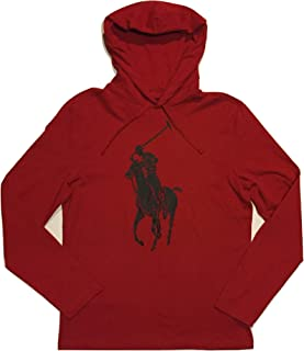 Men's Big Pony Hooded T-Shirt