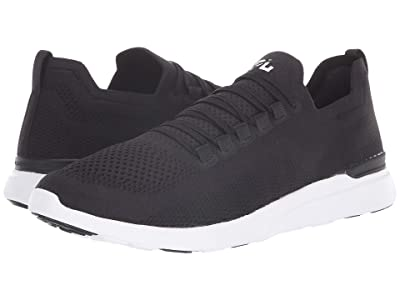 Athletic Propulsion Labs (APL) Techloom Breeze (Black/Black/White) Men