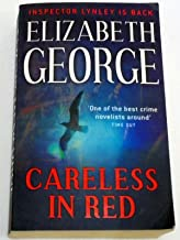 [(Careless in Red * *)] [Author: Elizabeth George] published on (March, 2009)