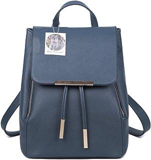 WINK KANGAROO Fashion Shoulder Bag Rucksack PU Leather Women Girls Ladies  Backpack Travel bag 5e8af6fdf9af8