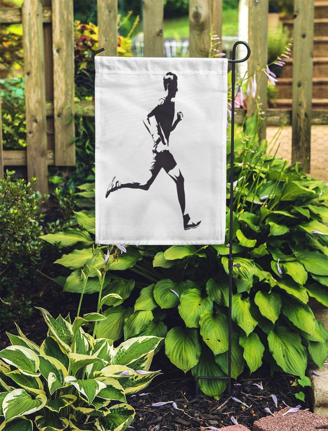 Details about  /Pictograph Insert Green Transparent Running Man Jumbo 40M STRAIGHT on from here